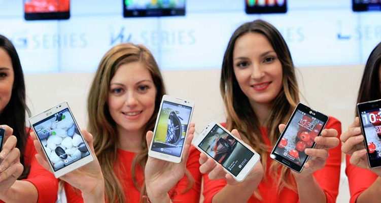 Top Android smartphones 2013