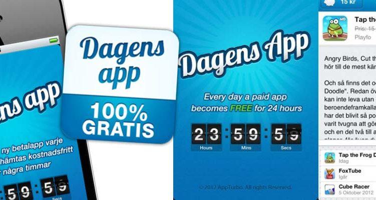 Dagens App til iPhone og iPad