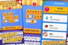 'Gæt Sætningen'-app (mobil-spil)