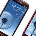 Samsung Galaxy S3 4G i forskellige farver