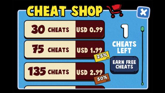 Snyd med Cheats