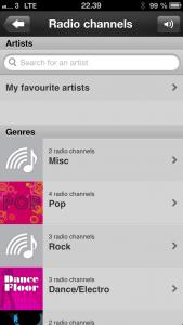 Radio i Deezer
