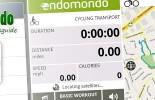 Endomondo app