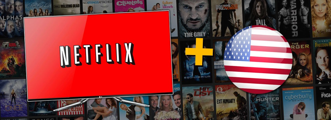 Guide til amerikansk Netflix (USA)