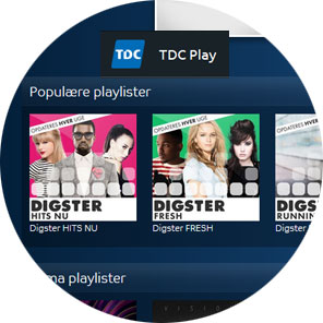 TDC Play - TDC's streamingtjeneste