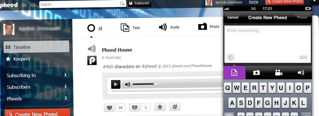 Pheed (app)