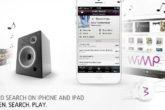 WiMP app: Lyt til millioner af musiknumre på din smartphone, tablet eller PC/Mac