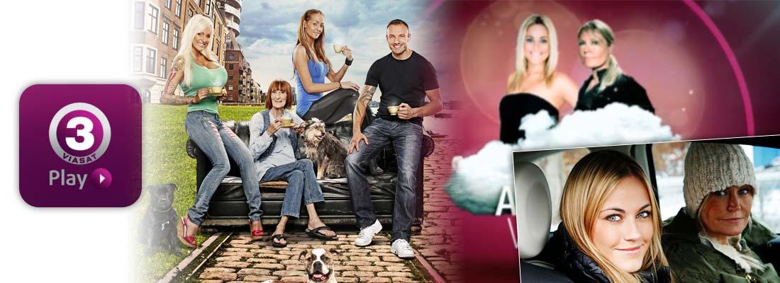 TV3 Play app