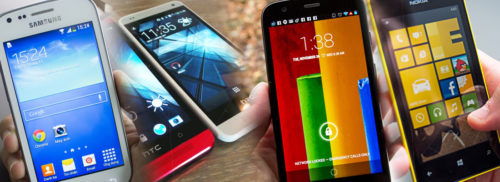 6 bedste billige smartphones 2014