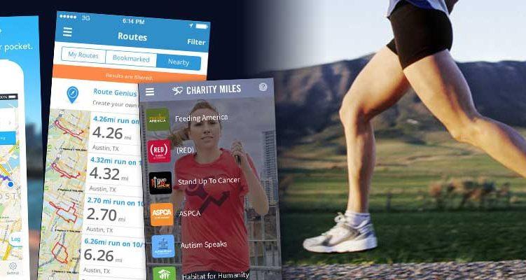 Løbe-apps til iPhone og Android